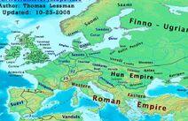 Europe-450ad