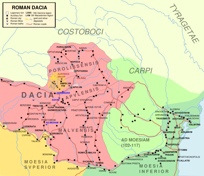 Roman dacia wiki atlas of world history wiki fandom powered by wikia after edit gumiabroncs Image collections