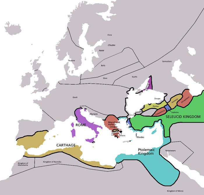 Europe-220BC