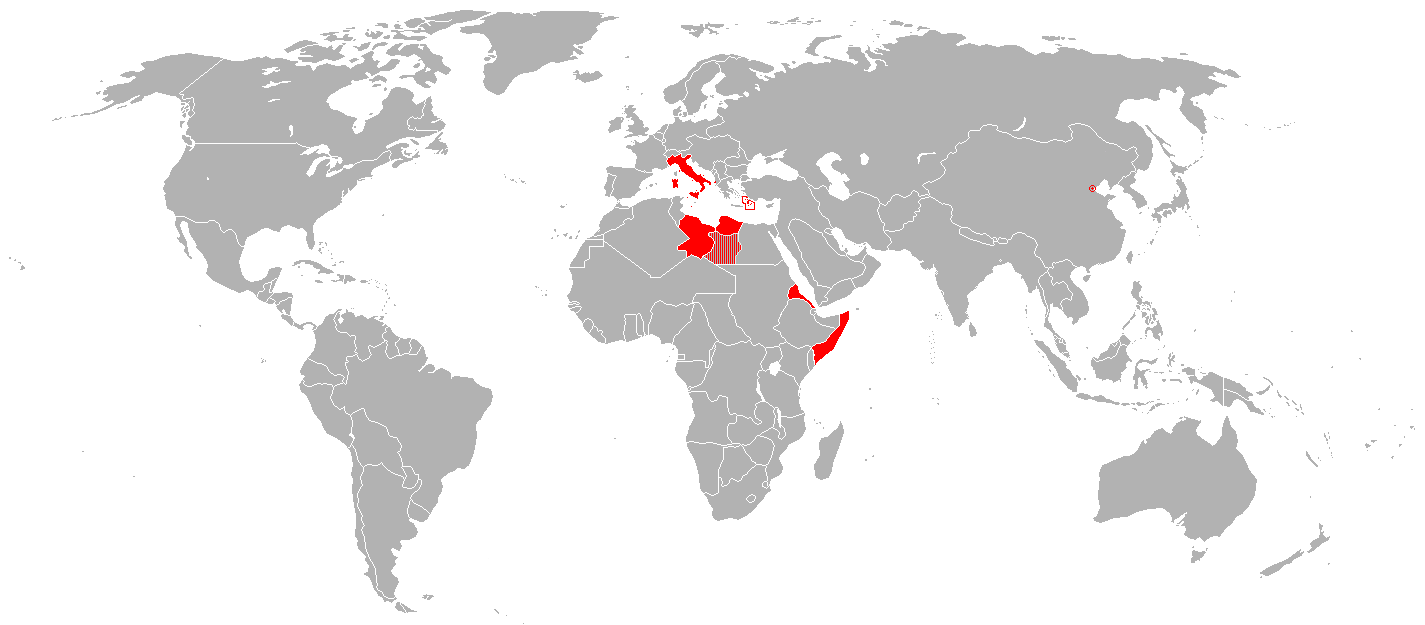 Kingdom of Italy (1861–1946) | Wiki Atlas of World History Wiki ...