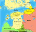 Baltic provinces of the Swedish Empire-17th century.png