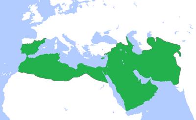 Umayyad Caliphate-750AD
