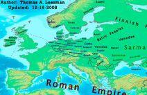 Europe-100ad