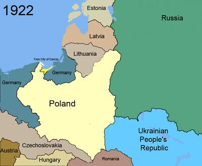 Poland 1922