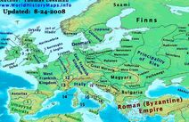 Europe-900ad