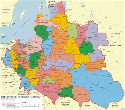 Polish-Lithuanian Commonwealth-1619
