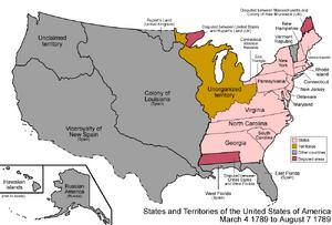 United States-1789-1789