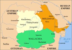 Romania-1856-1859