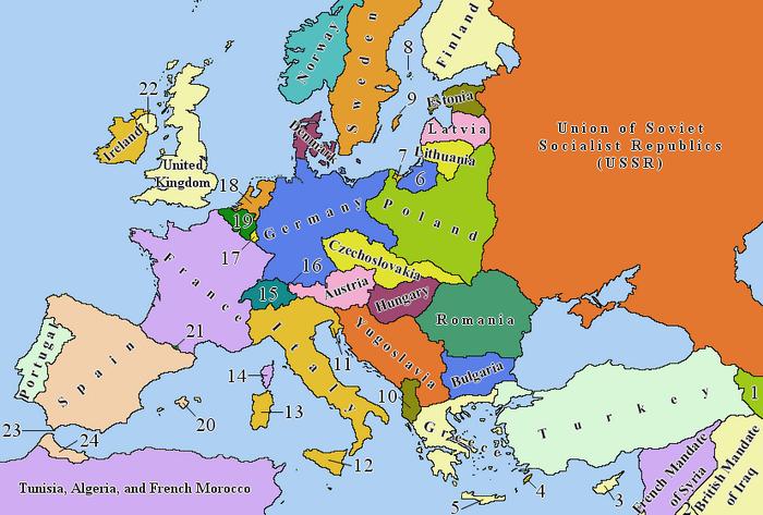Europe-1919-1929-no-legend