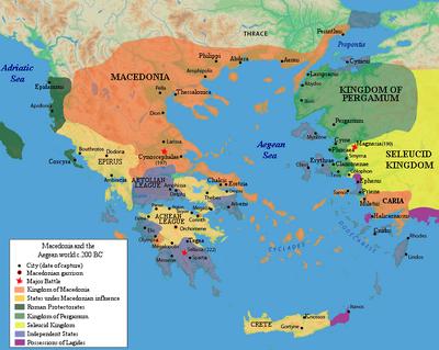 Macedonia-200 BC