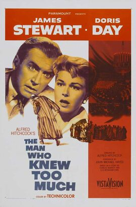 Man Who Knew 1956