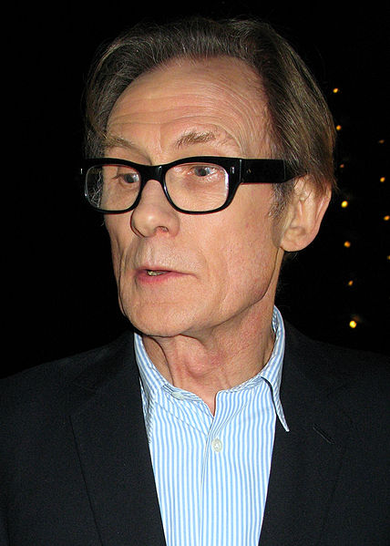 Bill Nighy | Hitchhike...