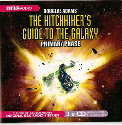 Primary Phase CD cover