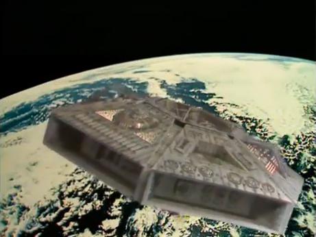 Golgafrinchan Ark Fleet Ship B | Hitchhikers | FANDOM powered by Wikia