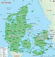 MapOfDenmark