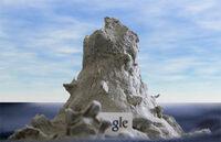 Google volcano