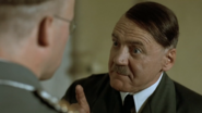 Hitler wants Himmler to obey his order