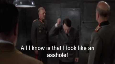 Hitler Dosn't Understand Irony