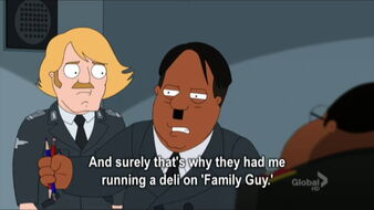 The Cleveland Show Hitler