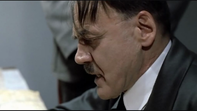 File:Original Bunker Scene Hitler asking Keitel Jodl Krebs and Burgdorf to stay.png