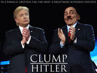 President Clump and Hitler