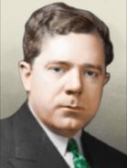 Portrait Kaiserreich Huey Long