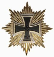 Order Of The Star Of The Grand Cross Of The Iron Cross