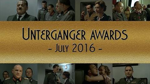 Unterganger Awards - July 2016