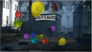 Dolfy's back party