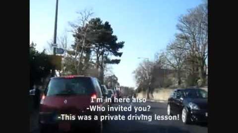 Hitler's Driving Test