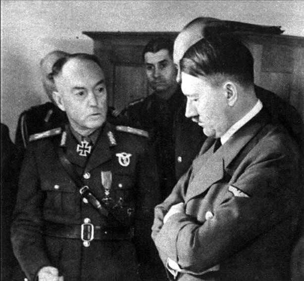 Image result for Ion Antonescu + hitler