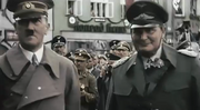 Hitler Goering Prague (Apocalypse - The Second World War)