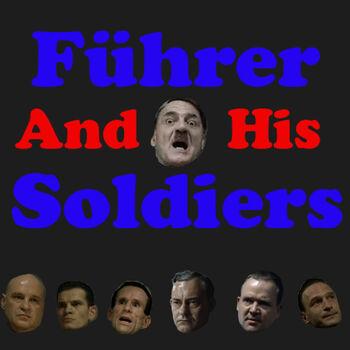 Fuhrerandhissoldiers | Hitler Parody Wiki | FANDOM powered ...