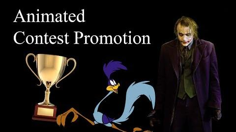 Animated Contest Promotion