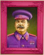 Girly Stalin