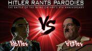 Koller vs IB Hitler HRP
