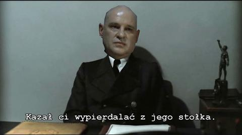 Jodl is informed Adolf objects