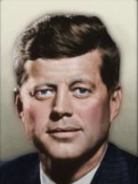 Portrait USA JFK