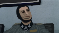 Botched Hermann Fegelein painting