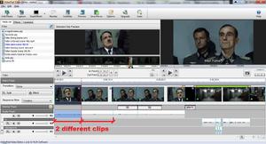 Videopad split 2