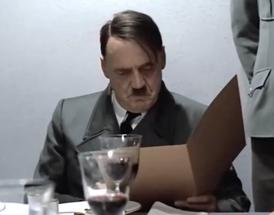 Hitler's File Folder