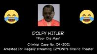 DolfyInPrison