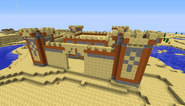 UMS Sand Castle