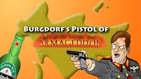 "Burgdorf's Pistol of Armageddon REMASTERED Entry for Parker87's ""Remake a Classic"" Contest"