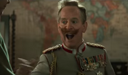 Kaiser Wilhelm in Kingsman