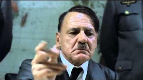 Hitler plans to ruin KJ21's Birthday