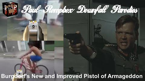 DP Burgdorf's New and Improved Pistol of Armageddon