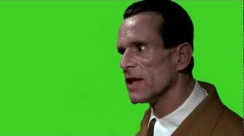 Goebbels Ranting Scene - Greenscreened (Downfall 2004)
