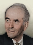 Portrait Germany Albert Speer
