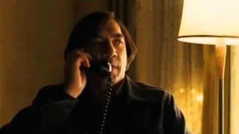 Anton Chigurh Phones Hitler